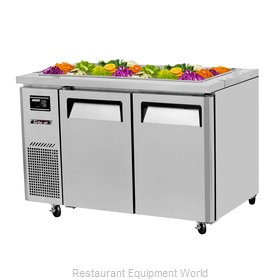 Turbo Air JBT-48 Refrigerated Counter, Sandwich / Salad Top