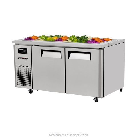 Turbo Air JBT-60 Refrigerated Counter, Sandwich / Salad Top