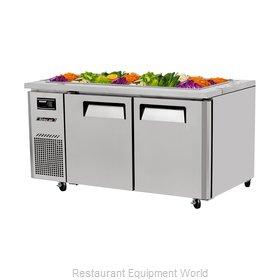 Turbo Air JBT-60 Refrigerated Counter, Sandwich / Salad Top