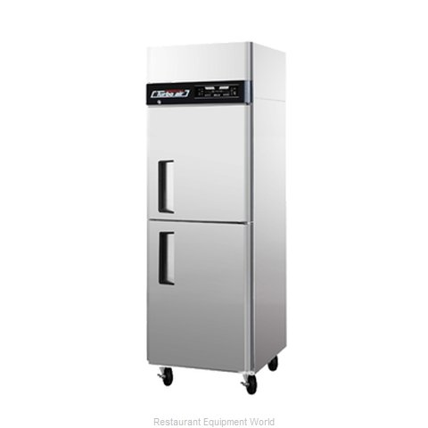 Turbo Air JRF-19 Reach-In Dual Temp Cabinet self-contained