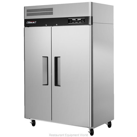 Turbo Air JRF-45 Reach-In Dual Temp Cabinet self-contained