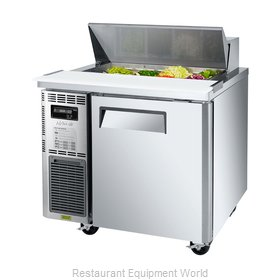 Turbo Air JST-36-N Refrigerated Counter, Sandwich / Salad Top