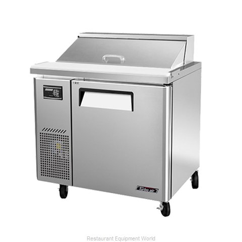 Turbo Air JST-36 Refrigerated Counter, Sandwich / Salad Top