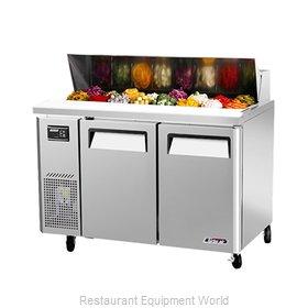 Turbo Air JST-48 Refrigerated Counter, Sandwich / Salad Top