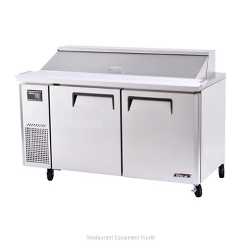 Turbo Air JST-60 Refrigerated Counter, Sandwich / Salad Top