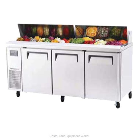 Turbo Air JST-72 Refrigerated Counter, Sandwich / Salad Top