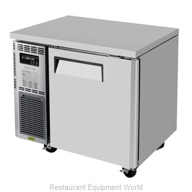Turbo Air JUF-36-N Freezer, Undercounter, Reach-In