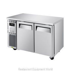Turbo Air JUF-48S-N Freezer, Undercounter, Reach-In