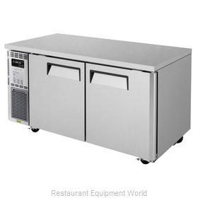 Turbo Air JUF-60-N Freezer, Undercounter, Reach-In