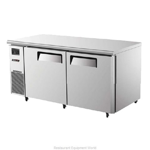 Turbo Air JUF-60 Freezer, Undercounter, Reach-In