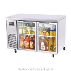 Turbo Air JUR-48-G Refrigerator, Undercounter, Reach-In