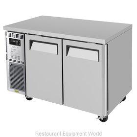 Turbo Air JUR-48-N6 Refrigerator, Undercounter, Reach-In