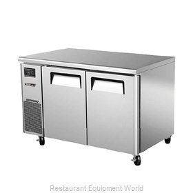 Turbo Air JUR-48N Refrigerator, Undercounter, Reach-In