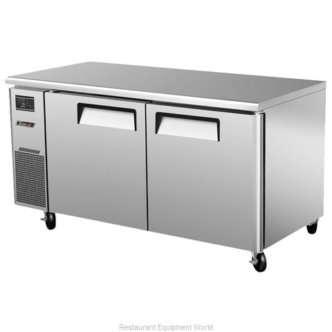 Turbo Air JUR-60 Refrigerator, Undercounter, Reach-In (Magnified)