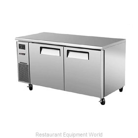 Turbo Air JUR-60N Refrigerator, Undercounter, Reach-In