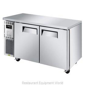 Turbo Air JUR-60S-N6 Refrigerator, Undercounter, Reach-In