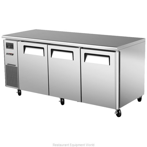 Turbo Air JUR-72 Refrigerator, Undercounter, Reach-In (Magnified)
