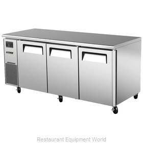 Turbo Air JUR-72 Undercounter Refrigerator