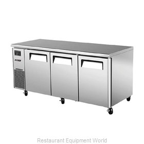 Turbo Air JUR-72N Refrigerator, Undercounter, Reach-In