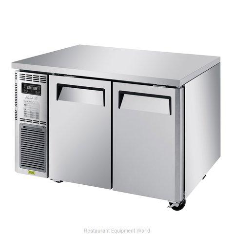 Turbo Air JURF-48-N Refrigerator Freezer, Undercounter, Reach-In