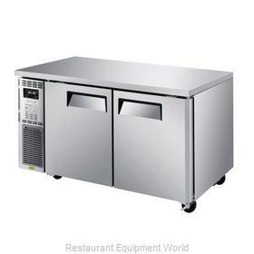 Turbo Air JURF-60-N Refrigerator Freezer, Undercounter, Reach-In