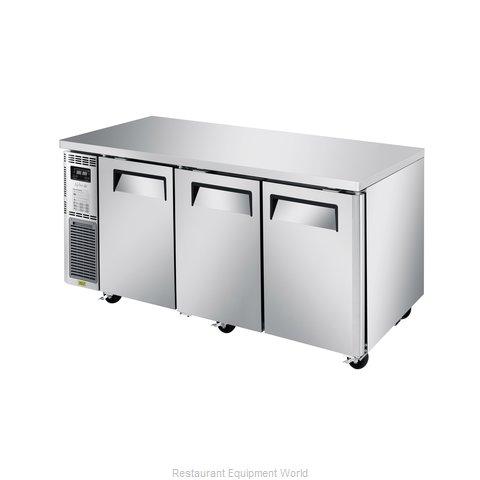 Turbo Air JURF-72-N Refrigerator Freezer, Undercounter, Reach-In