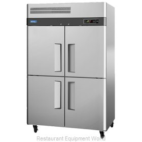 Turbo Air M3F47-4 Top Mount Reach-In Freezer