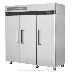 Turbo Air M3R72-3-N Refrigerator, Reach-In