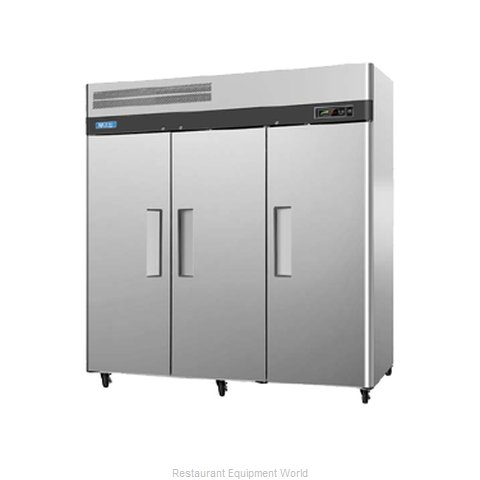 Turbo Air M3R72-3 Refrigerator, Reach-In