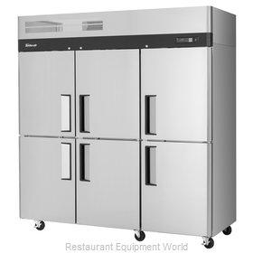 Turbo Air M3R72-6-N Refrigerator, Reach-In