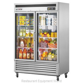 Turbo Air MSR-49G-2 Refrigerator, Merchandiser