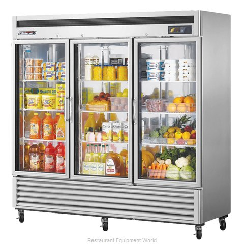 Turbo Air MSR-72G-3 Refrigerator