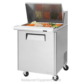 Turbo Air MST-28-12-N Refrigerated Counter, Mega Top Sandwich / Salad Unit