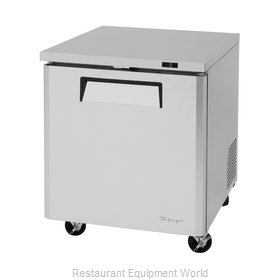 Turbo Air MUF-28-N Freezer, Undercounter, Reach-In
