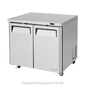 Turbo Air MUR-36L-N6 Refrigerator, Undercounter, Reach-In