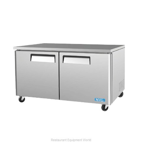Turbo Air MUR-60 Refrigerator, Undercounter, Reach-In (Magnified)