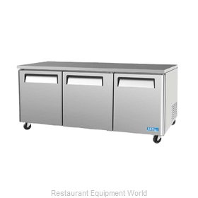 Turbo Air MUR-72 Undercounter Refrigerator