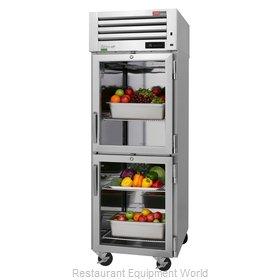 Turbo Air PRO-26-2R-G-N Refrigerator, Reach-In