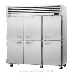 Turbo Air PRO-77-6F-N Freezer, Reach-In