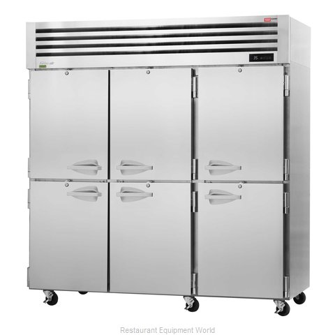 Turbo Air PRO-77-6R Refrigerator, Reach-In