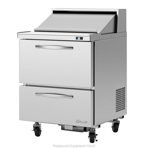 Turbo Air PST-28-D2-N Refrigerated Counter, Sandwich / Salad Unit