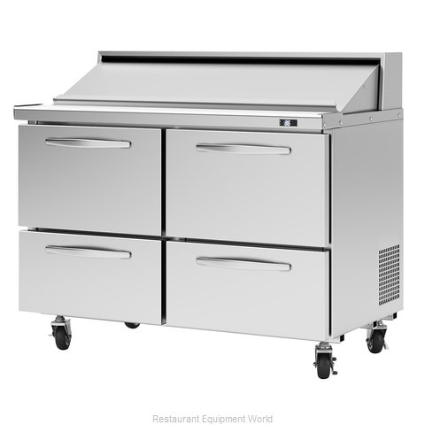 Turbo Air PST-48-D4-N Refrigerated Counter, Sandwich / Salad Unit