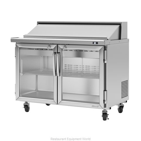 Turbo Air PST-48-G-N Refrigerated Counter, Sandwich / Salad Unit