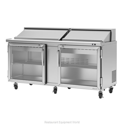 Turbo Air PST-72-G-N Refrigerated Counter, Sandwich / Salad Unit