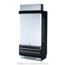 Turbo Air SCM-40B Security Enclosure Panel