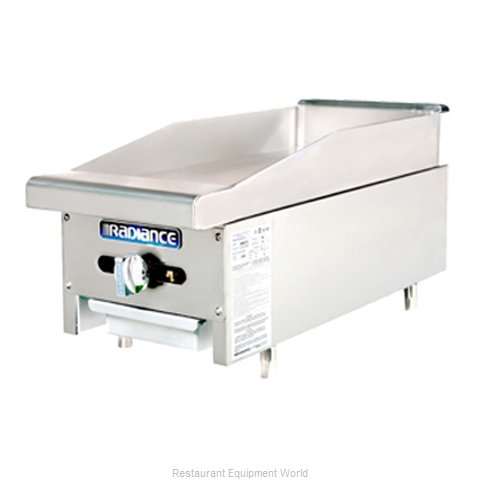 Turbo Air TAMG-12 Griddle Counter Unit Gas