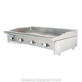 Turbo Air TAMG-48 Griddle Counter Unit Gas