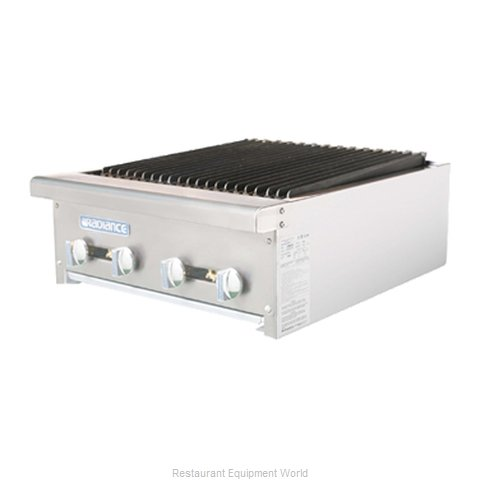 Turbo Air TARB-24 Charbroiler Gas Counter Model