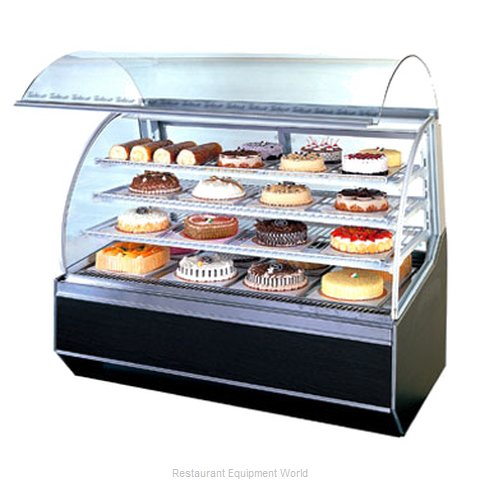 Turbo Air TB-4 Display Case Non-Refrigerated Bakery