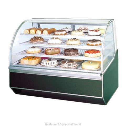 Turbo Air TB-4R Display Case Refrigerated Bakery